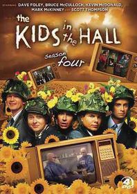 Kids in the Hall:Complete Season Four - (Region 1 Import DVD)