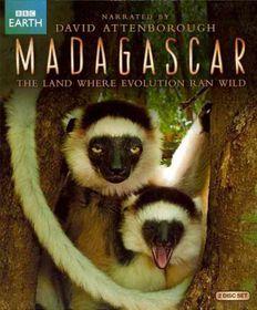 Madagascar - (Region A Import Blu-ray Disc)