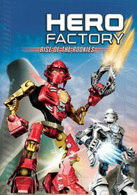 Lego Hero Factory Rise of the Rookies - (DVD)