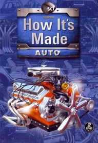 How It's Made:Auto - (Region 1 Import DVD)