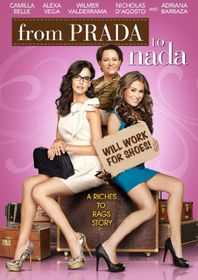 From Prada to Nada - (Region 1 Import DVD)