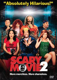 Scary Movie 2 - (Region 1 Import DVD)