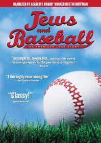 Jews and Baseball - (Region 1 Import DVD)
