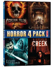 Horror 4 Pack Volume 2 - (Region 1 Import DVD)