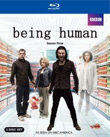 Being Human:Season Three - (Region A Import Blu-ray Disc)