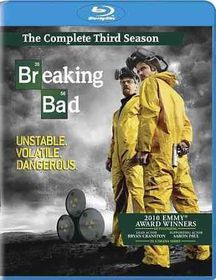 Breaking Bad:Complete Third Season - (Region A Import Blu-ray Disc)