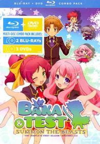 Baka and Test:Season One - (Region A Import Blu-ray Disc)