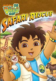 Go Diego Go: Safari Rescue (DVD)