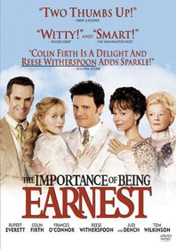 Importance Being Earnest - (Region 1 Import DVD)