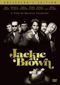 Jackie Brown - (Region 1 Import DVD)
