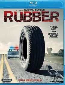 Rubber - (Region A Import Blu-ray Disc)