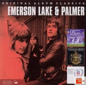 Emerson, Lake & Palmer - Original Album Classics (CD)