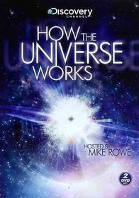 How the Universe Works - (Region 1 Import DVD)