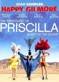 Adventure of Priscilla Queen of the D - (parallel import - Region A)