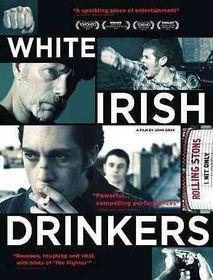 White Irish Drinkers - (Region 1 Import DVD)