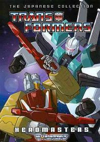Transformers:Headmasters (Takara Coll - (Region 1 Import DVD)