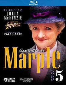 Miss Marple:Complete Series - (Region A Import Blu-ray Disc)