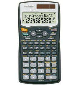 Sharp EL-506W Scientific Calculator