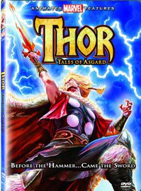 Thor: Tales of Asgard (2011) (DVD)