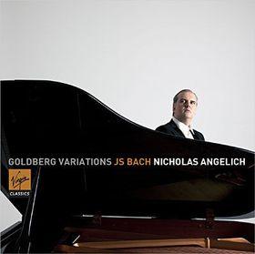 Angelich Nicholas - Goldberg Variations (CD)