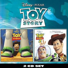 Toy Story / Toy Story 2 - Various Artists (CD)