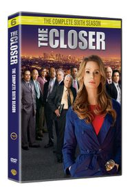 The Closer Season 6 (DVD)