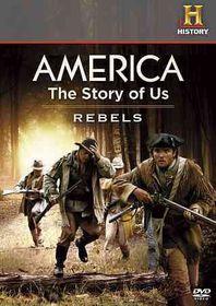 America:Story of Us Rebels - (Region 1 Import DVD)