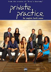 Private Practice:Complete Fourth Seas - (Region 1 Import DVD)