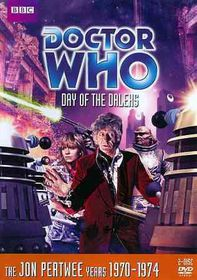 Doctor Who:Ep 60 Day of the Daleks - (Region 1 Import DVD)