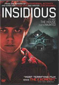 Insidious - (Region 1 Import DVD)