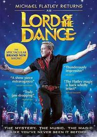 Michael Flatley Returns As Lord of Th - (Region 1 Import DVD)