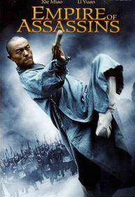 Empire of Assassins - (Region 1 Import DVD)