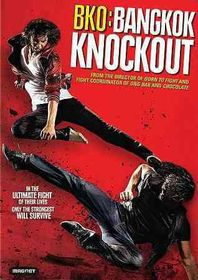 Bko:Bangkok Knockout - (Region 1 Import DVD)