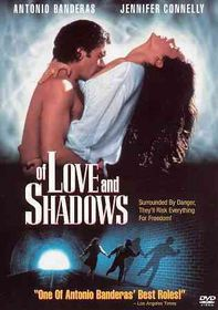 Of Love and Shadows - (Region 1 Import DVD)