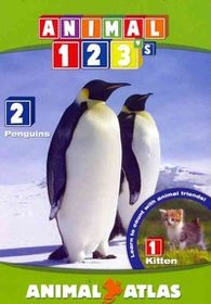 Animal Atlas:123's - (Region 1 Import DVD)
