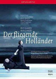 Wagner: Fliegende Hollander (dvd) - Fliegende Hollander (DVD)
