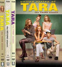 United States of Tara:Three Season Pa - (Region 1 Import DVD)
