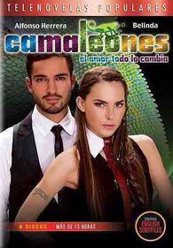 Camaleones - (Region 1 Import DVD)