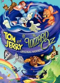 Tom and Jerry & the Wizard of Oz - (Region 1 Import DVD)