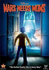 Mars Needs Moms - (Region 1 Import DVD)