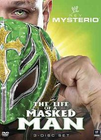 Rey Mysterio:Life of a Masked Man - (Region 1 Import DVD)