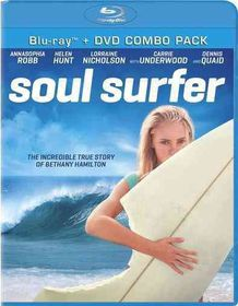 Soul Surfer - (Region A Import Blu-ray Disc)