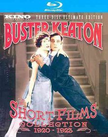 Buster Keaton:Short Films Collection - (Region A Import Blu-ray Disc)