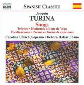 Turina: Songs - Songs (CD)