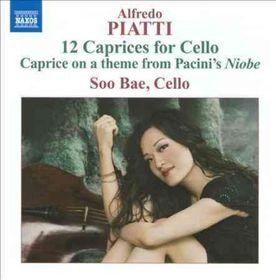 Piatti:12 Caprices - 12 Caprices (CD)