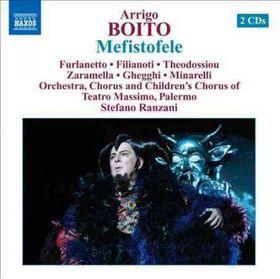 Boito: Mefistofele - Mefistofele (CD)
