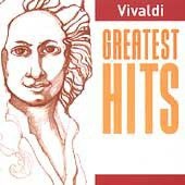 Vivaldi Greatest Hits - Various Artists (CD)
