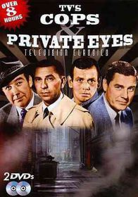 Tv's Cops:Private Eyes - (Region 1 Import DVD)