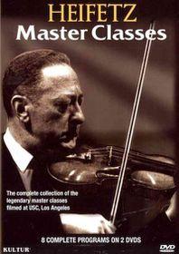 Heifetz Master Classes - (Region 1 Import DVD)