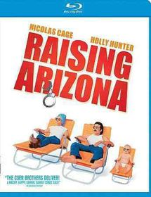 Raising Arizona - (Region A Import Blu-ray Disc)